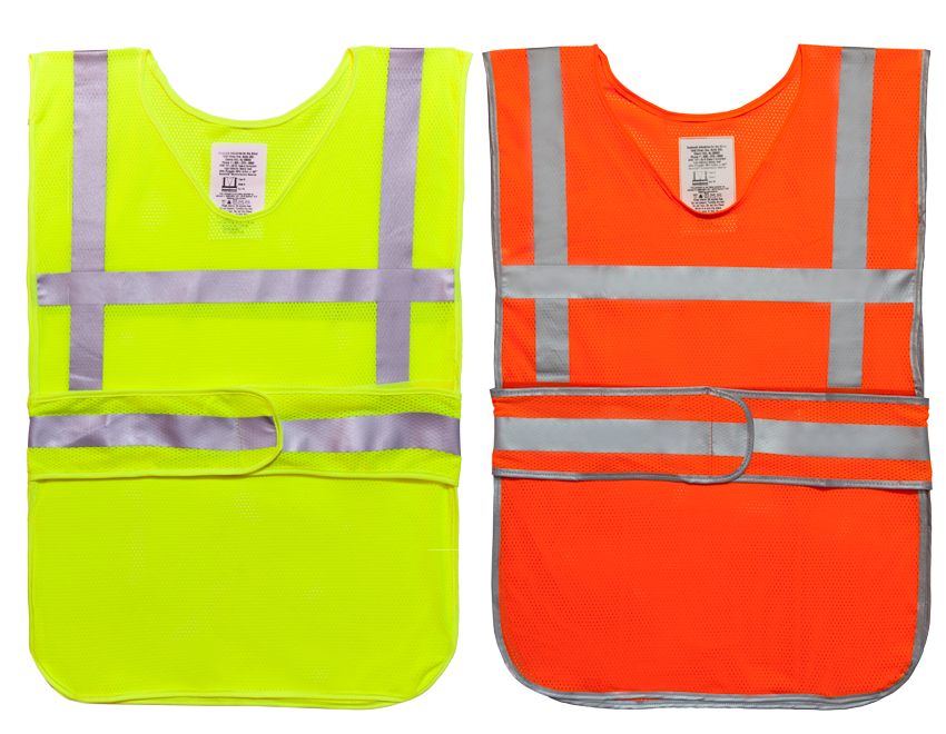 ANSI Compliant Safety Vest Class 2