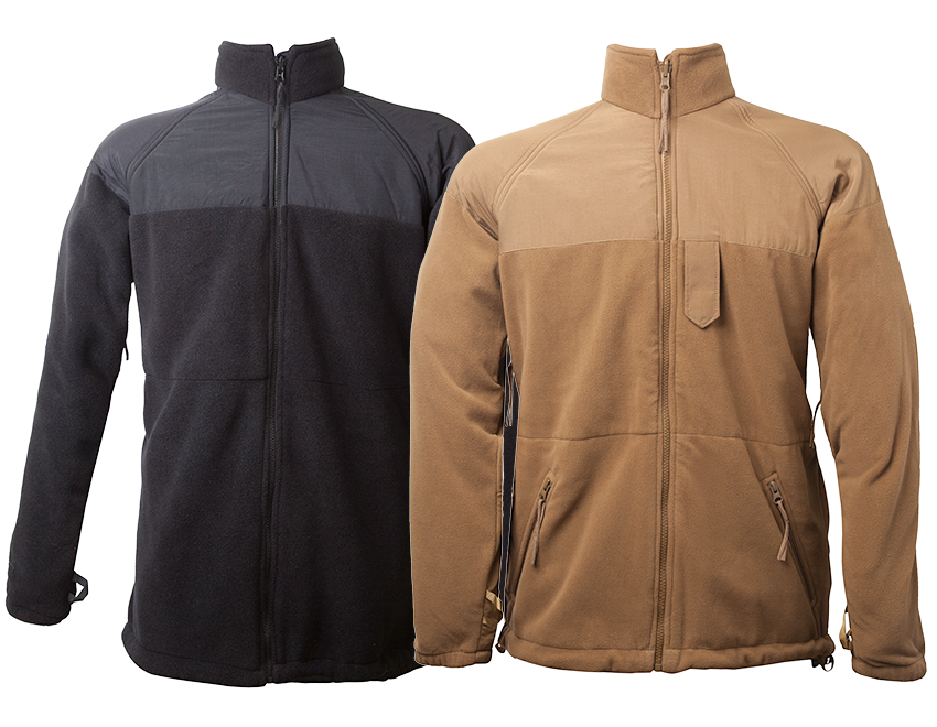 Polartec fleece jackets