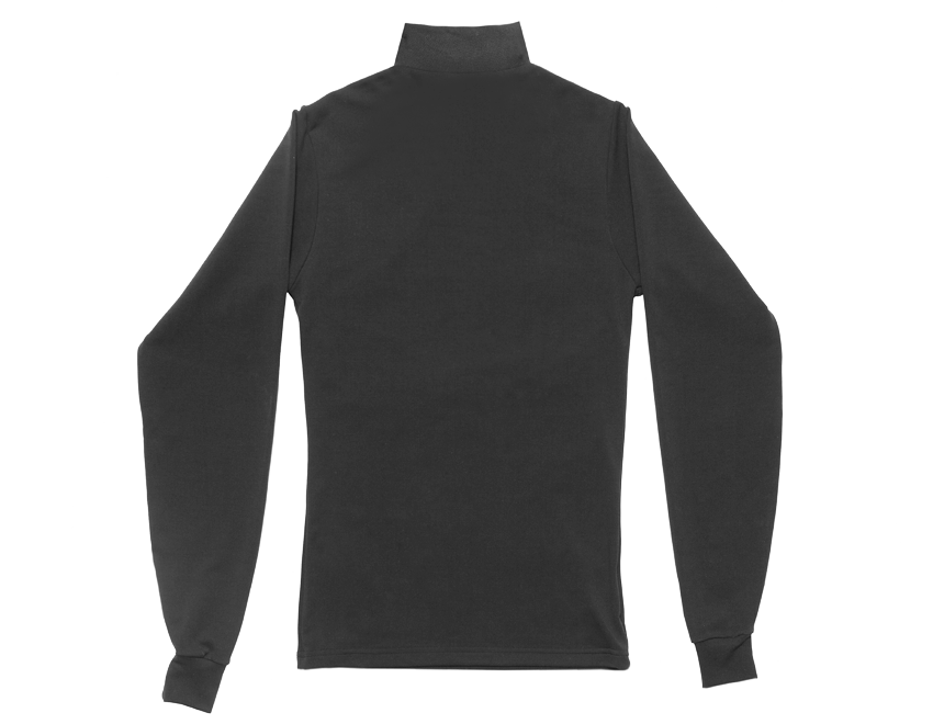 Mock Turtleneck Shirt
