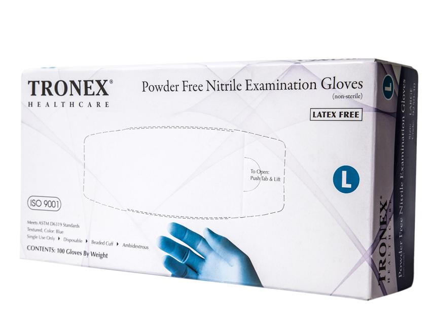 Nitrile Non-Sterile Gloves
