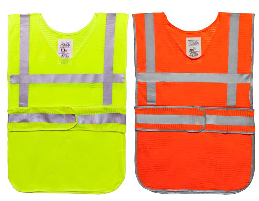 ANSI Compliant Safety Vest Class 2