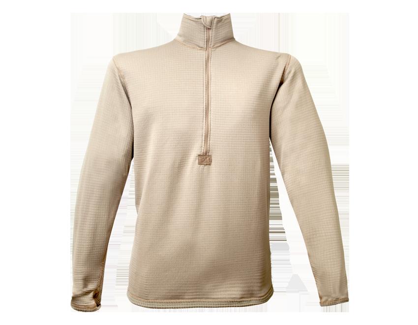 Polartex extreme cold weather clothing system ecwcs undershirt